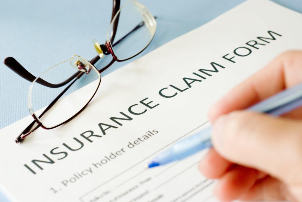 Insurance Claim Form Min